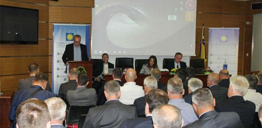 Jašarspahić i Šantić ponovo izabrani za čelnike Privredne komore FBiH