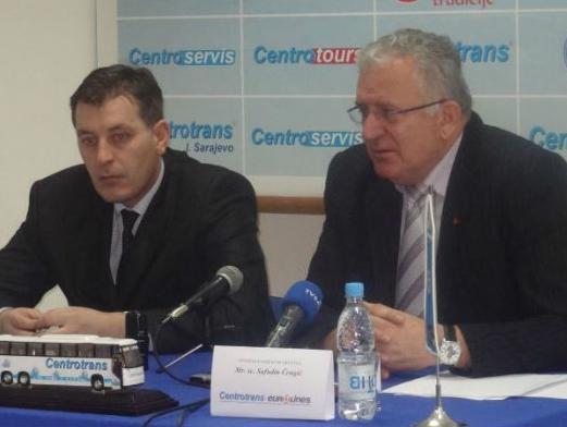 Centrotrans potvrdio lidersku poziciju: Planirana ulaganja od 3,6 mil. KM
