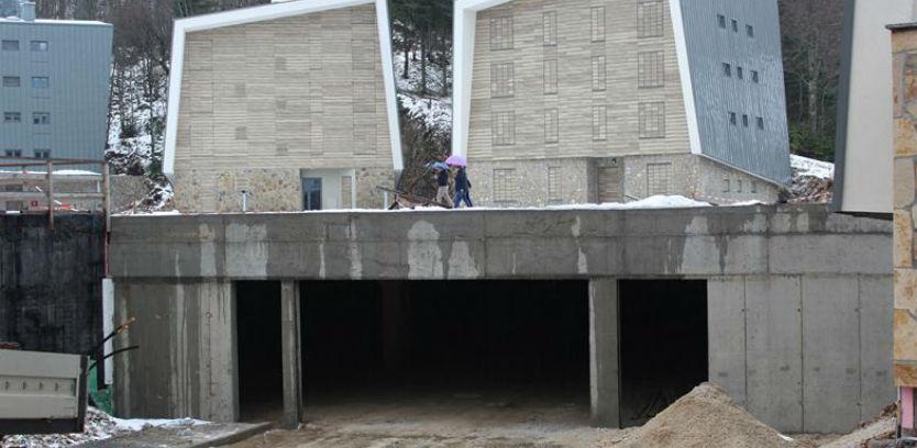 """Izgradnja podzemne garaže u sklopu projekta """"Srebrna lisica"""""""