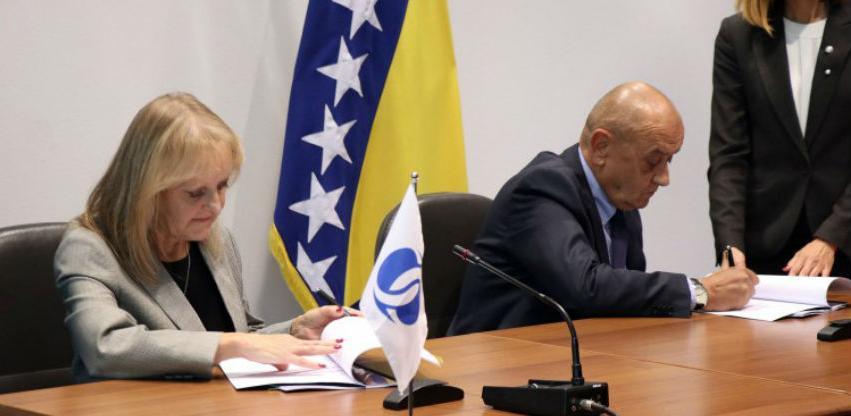 Potpisan ugovor od 180 mil. eura za dvije dionice i tunel Ivan na Koridoru V-c