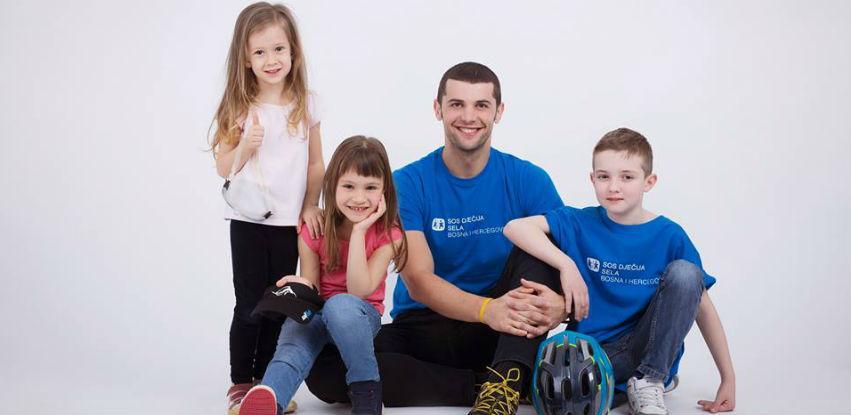 Nermin Palić ide na DVA puna Ironman natjecanja za djecu iz SOS Dječijih sela