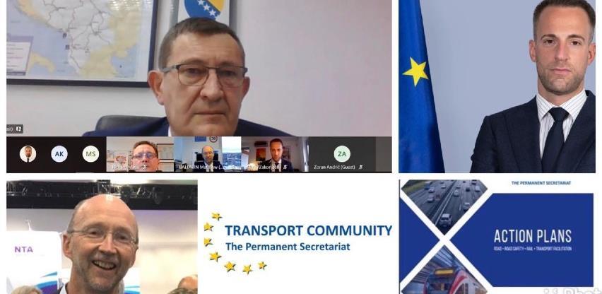 Radni sastanak u vezi sa akcionim planovima u okviru Prometne zajednice
