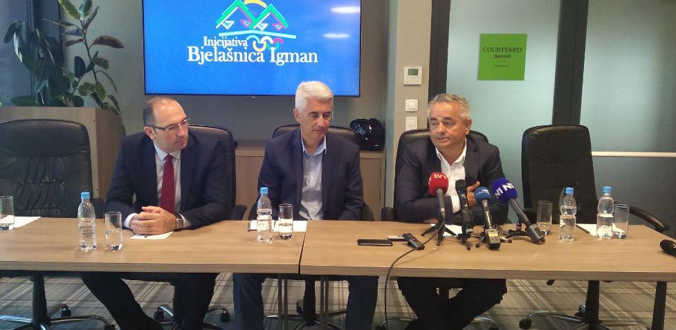 """""""Inicijativa za Bjelašnicu i Igman"""" želi bolje uslove na planinama"""