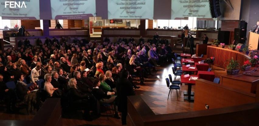Potpisani ugovori sa 238 poslodavaca iz Sarajeva, posao dobija 645 osoba (Video)