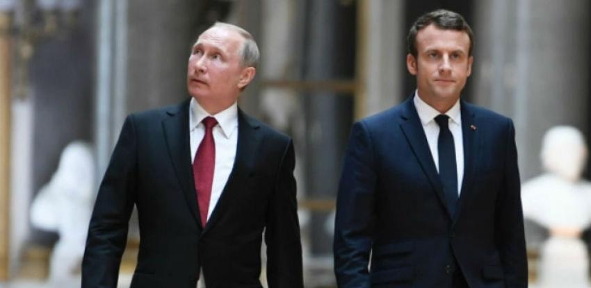 Rusija i Francuska potpisale sporazume od milijardu eura