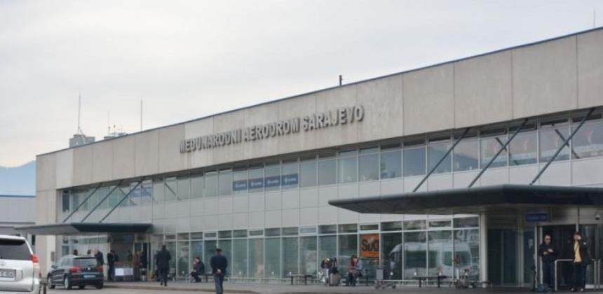 Međunarodni aerodrom Sarajevo - Danas letovi iz Dubaija i Zagreba