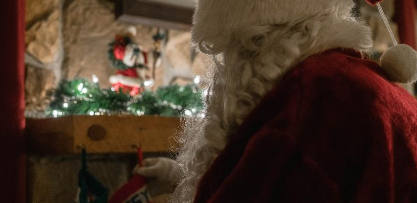 Samotni Božić u domovini Djeda Mraza