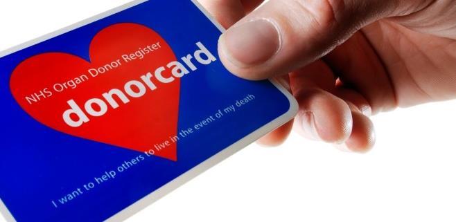Sve više građana BiH želi donirati organe