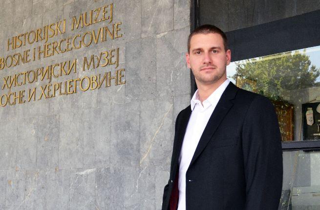 Džan Karajica,  magistar arhitekture:  Dajem  sto posto od sebe!