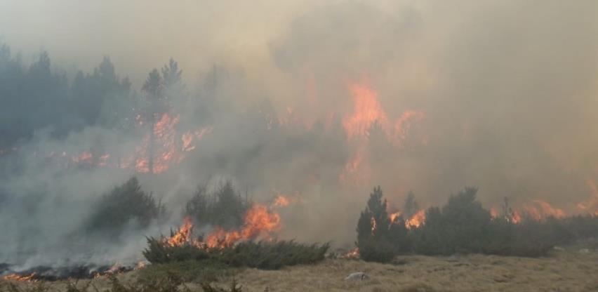 Požari na području Tomislavgrada, Stoca i Neuma