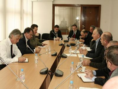 Nikšić sa predstavnicima UTOK-a: Stvoriti povoljniji okvir za ovaj sektor