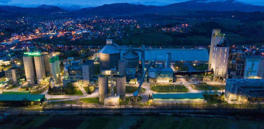 Okrugli stol o industriji i zaštiti okoliša u Tvornici cementa Kakanj