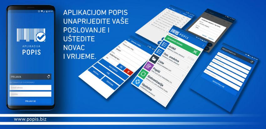 ITappSoft izradio aplikaciju koja kompanijama pomaže pri popisu inventurne robe