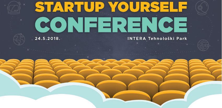 Startup Yourself konferencija - pronađi inspiraciju za svoju poduzetničku priču