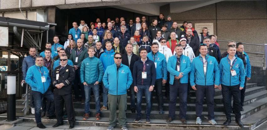 Menadžment ZOI '84 i Skenderija dočekali šefove misija zemalja učesnica EYOF-a