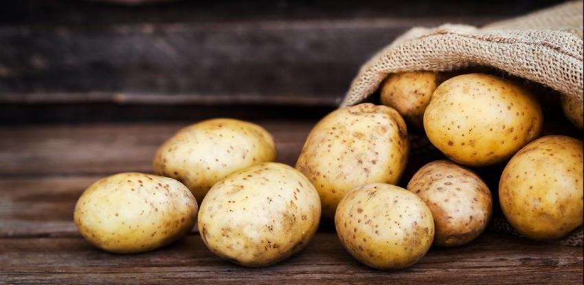 Zabranjen uvoz 27 tona krompira iz Egipta, pronašli bakteriju
