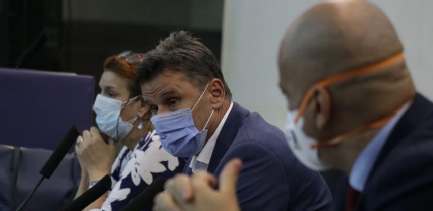 Novalić: Sve bolnice će biti aktivirane kao izolatoriji