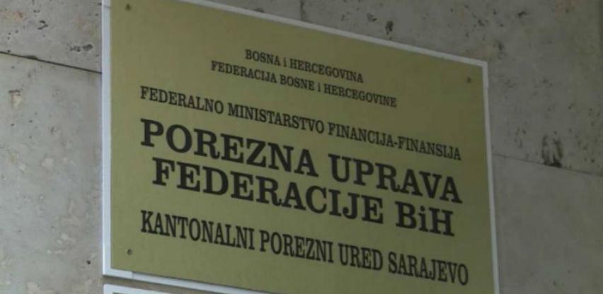 PUFBiH poziva porezne obveznike da iskoriste mogućnost otpisa zateznih kamata