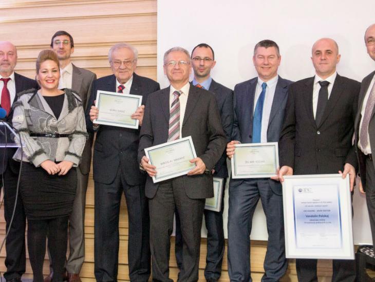 IDC CIO Awards: Ujević i Palokaj su hrvatski IT direktori godine