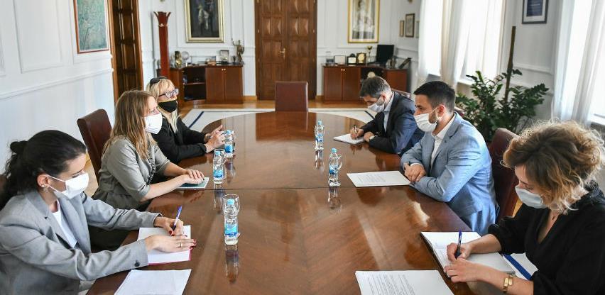 Amidžić: Norveška pomogla brojne projekte u Banjoj Luci