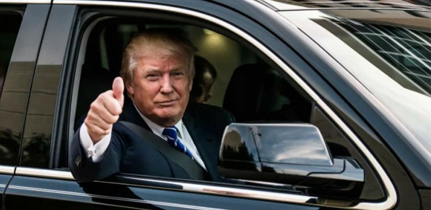 Tramp najavio porez na automobile iz EU