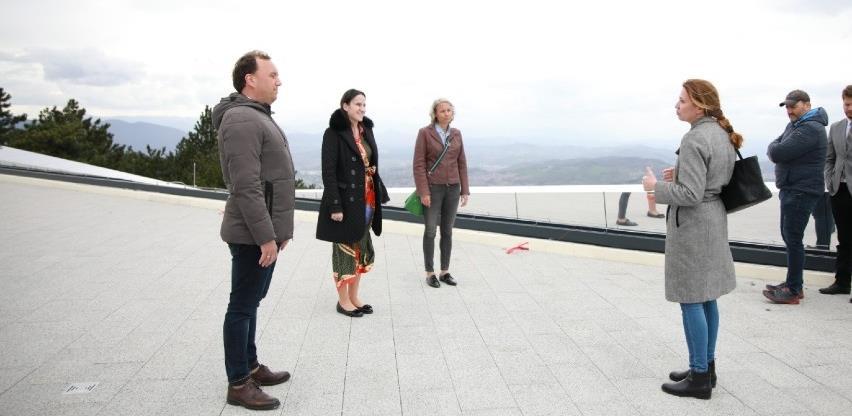 Gradonačelnica Sarajeva na Vidikovcu: Važno je preuzeti evropske prakse tranzicije vlasti