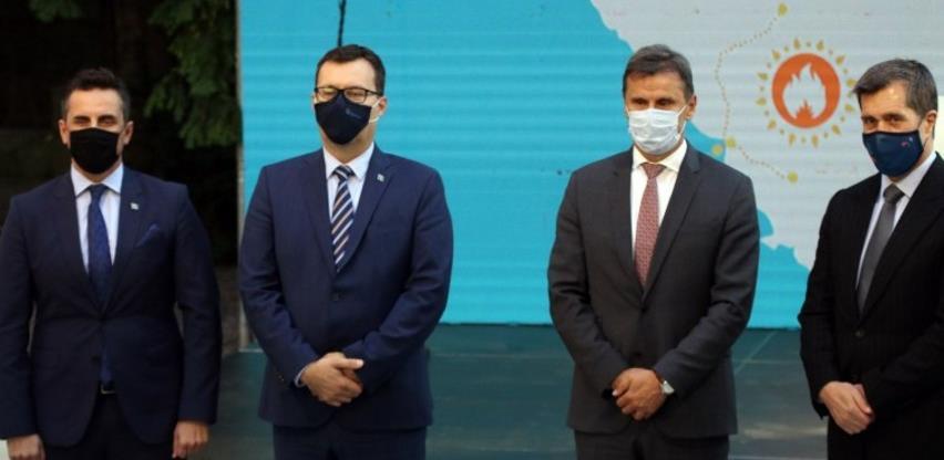 Ozvaničen početak kampanje informisanja o gasovodu Južna interkonekcija