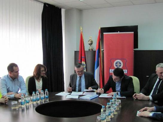 """""""Hidro-kop"""" potpisao ugovor vrijedan 2,4 miliona KM"""