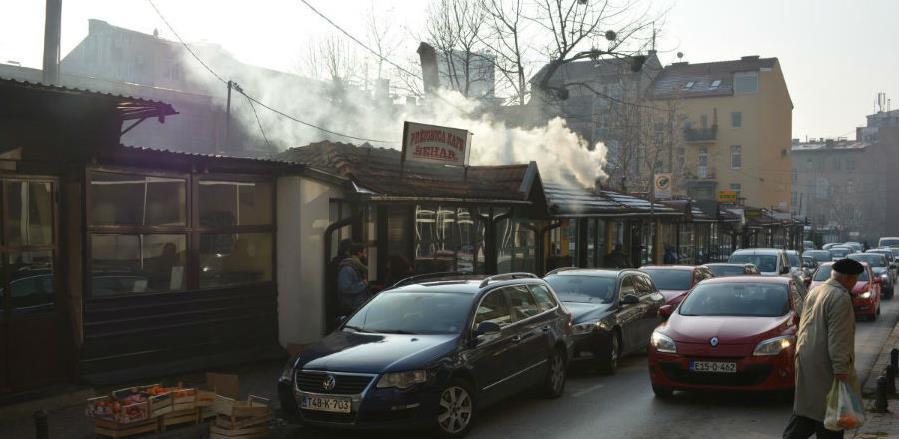 Općina Stari Grad: Zakazano rušenje privremenih objekata u Dženetića čikmi