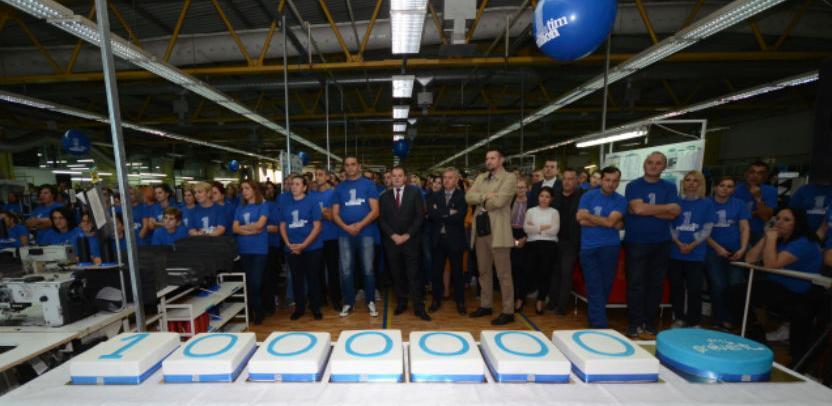 Prevent Grupacija proizvela autopresvlake za milion vozila u Evropi