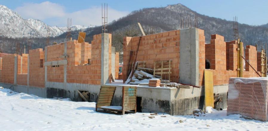 Počela izgradnja stambeno-poslovnog objekta u naselju Bijela