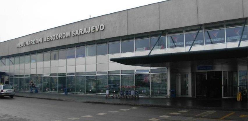 Međunarodni aerodrom Sarajevo od danas zatvoren za putnički promet