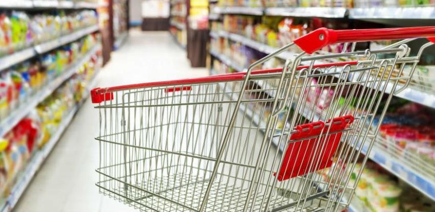 """Prosječna plata u RS """"pokriva"""" svega 47,9 posto potrošačke korpe"""
