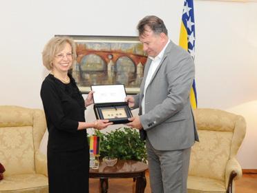 Njemačke firme zainteresovane za ulaganja u BiH