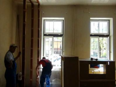 Ćosićpromex renovira katastarski ured Općine Kladanj