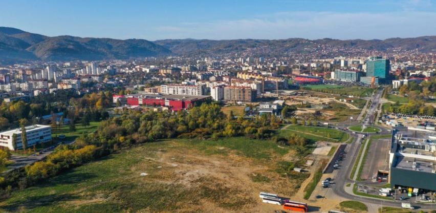 Planiraju novi park u Banjaluci: Zelena oaza će imati sportski teren, jezero i kupalište