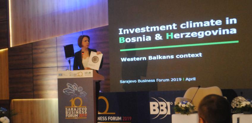 Investitorima na SBF Deloitte prezentirao uslove za ulaganje u BiH