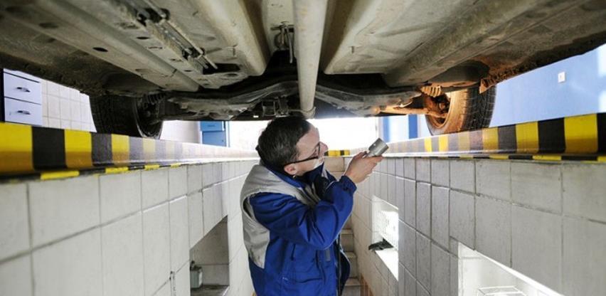 Katanac na 14 stanica zbog fiktivnih tehničkih pregleda vozila