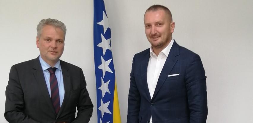 Grubeša i Sattler o prioritetima koje BiH treba ispuniti na svom evropskom putu