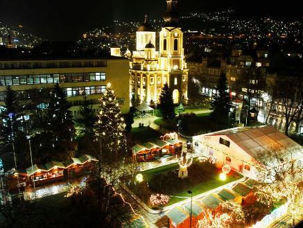 Sarajevo očekuje rekordan broj turista za Novu godinu