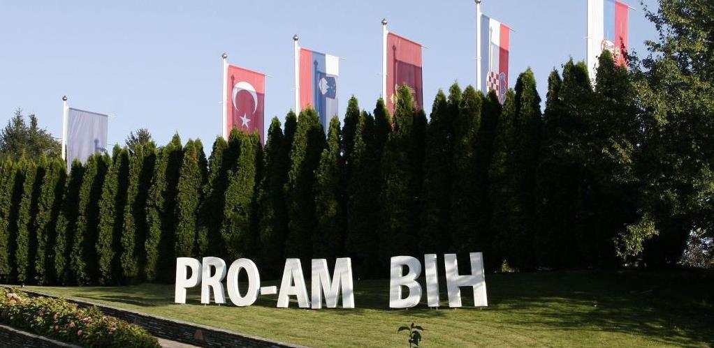 9. Pro-Am turnir: Počelo okupljanje golfera u Sarajevu