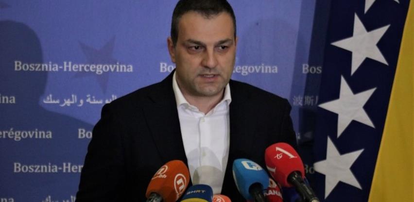 """Uzunović: """"Bosnalijek"""" svim kapacitetima stavljen u funkciju građana BiH"""