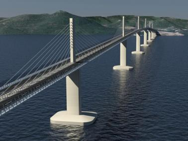 Hrvatska se ipak odlučila na gradnju Pelješkog mosta