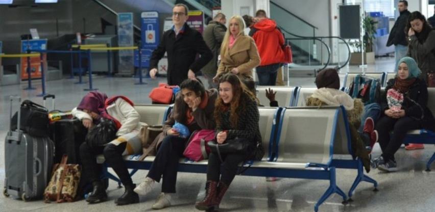Aerodrom Sarajevo: Većina kompanija reducirala letove iz i prema Sarajevu