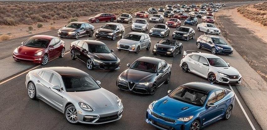 Rekordan pad prodaje evropskih automobila zbog pandemije