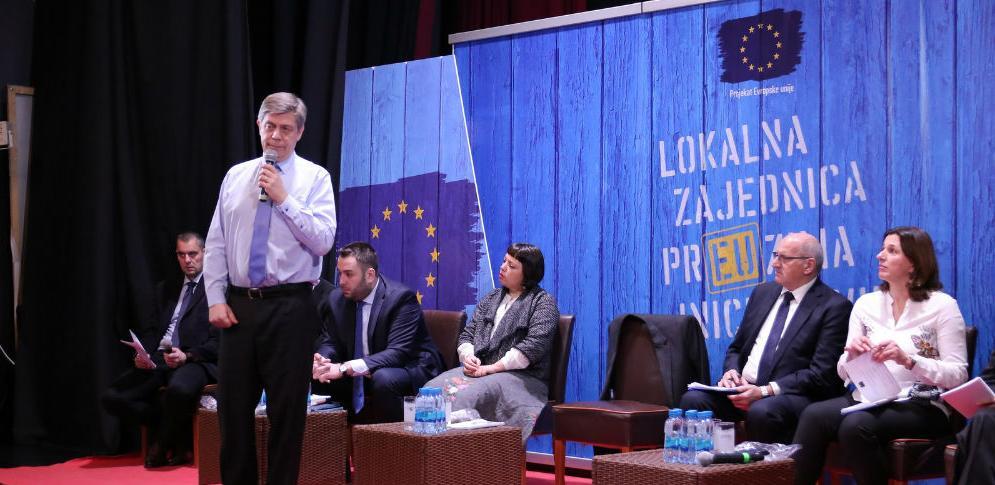 """Debata: """"Lokalna zajednica prEUzima inicijativu"""""""