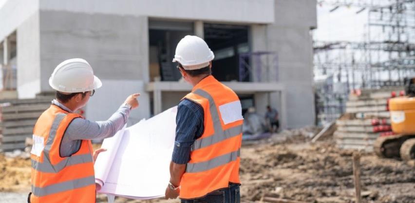 U prošloj godini vrijednost izvršenih građevinski radova manja za 1,7 odsto