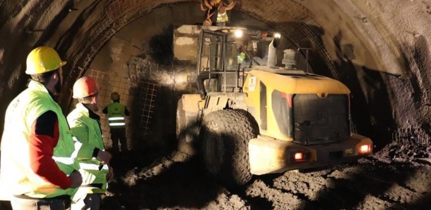 Iskopano 400 metara tunela Hranjen