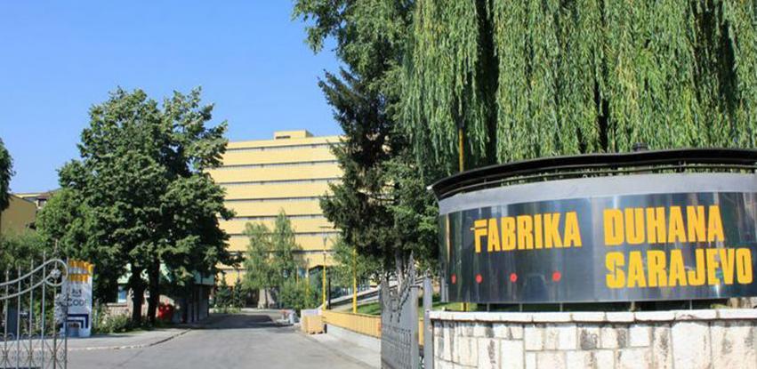 Policija u Fabrici duhana Sarajevo, priveden određeni broj osoba