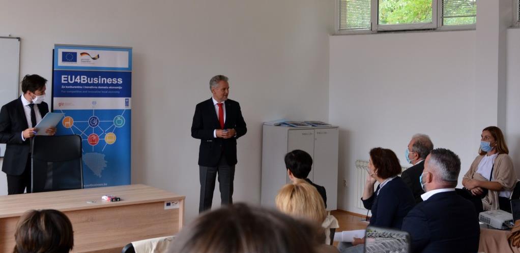 Otvoren Centar za izvrsnost u poduzetništvu Sarajevo